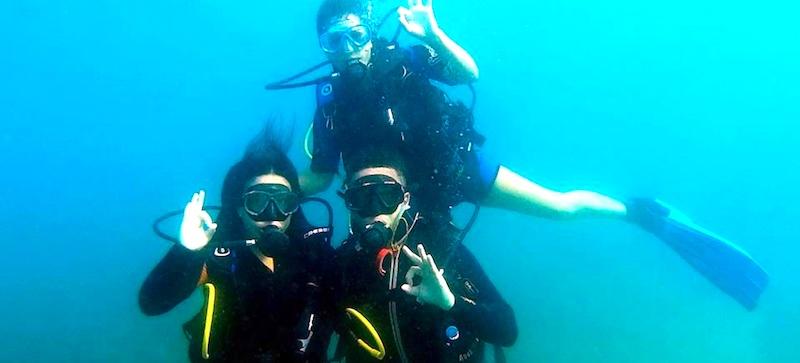 Devenez plongeur sous-marine PADI sur la côte tropicale espagnole