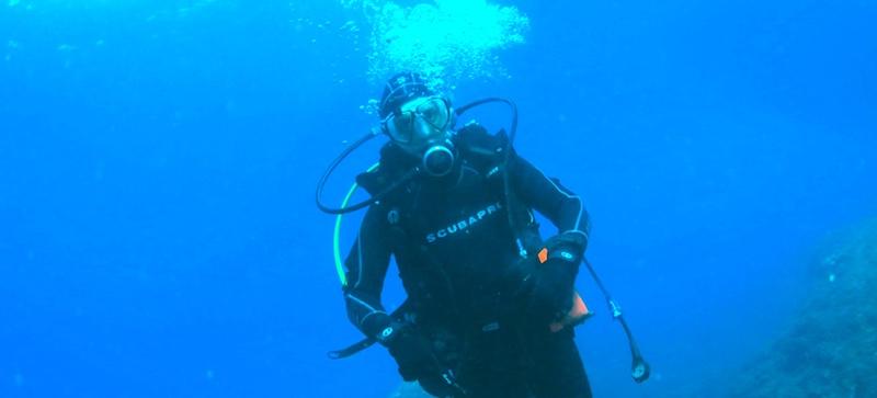 Conviértete en un PADI Divemaster, el mejor buceo en el mejor destino de buceo de España