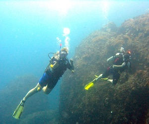 Go with the flow and learn PADI Drift Diver in the currents of La Herradura, Spain